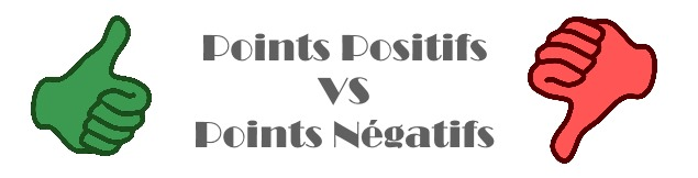 BeNaughty - Points Forts VS Points Faibles