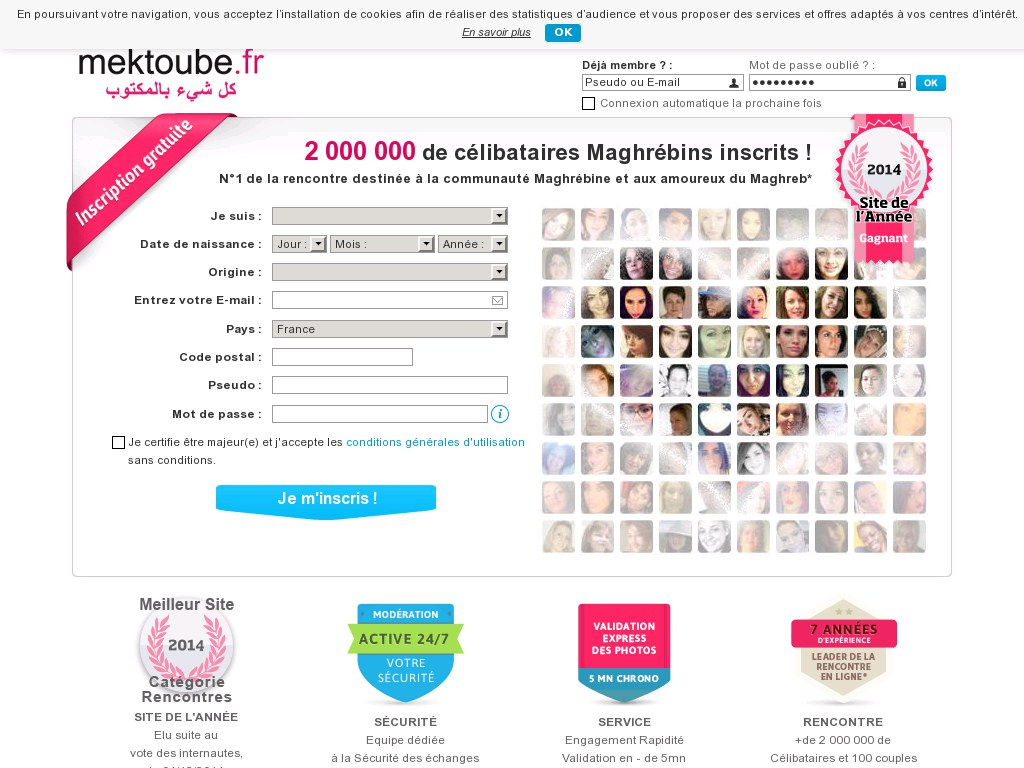 Avis sites de rencontre