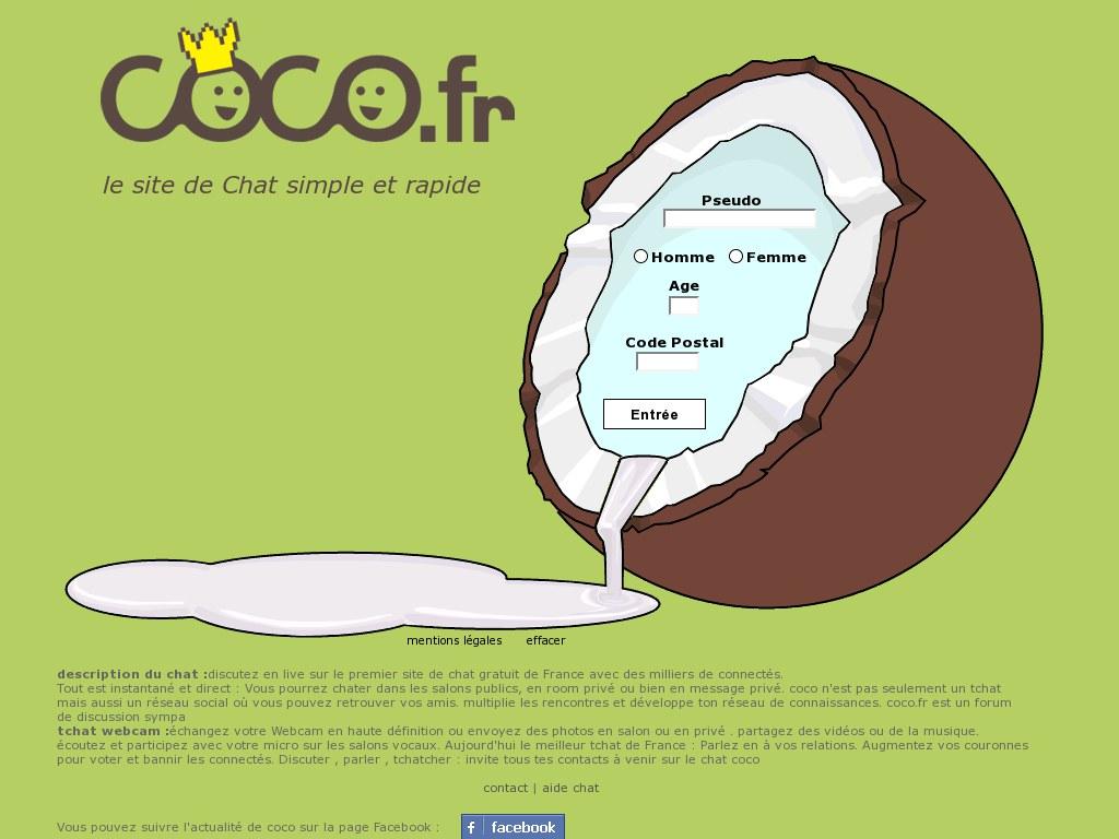 Chat COCO (Cocoland) - Avis, Test et Critique