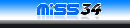 Miss34 - Logo