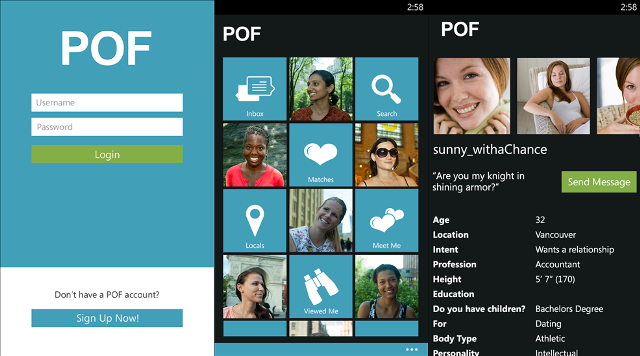 Site de rencontre gratuit windows phone
