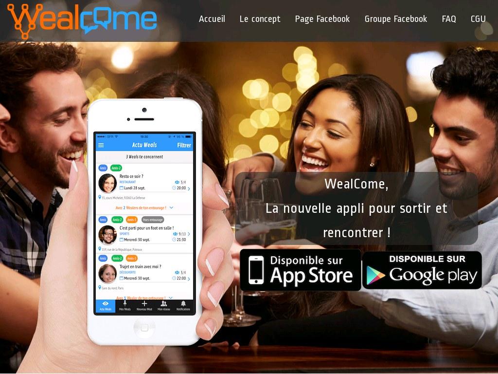 WealCome - Avis, test et critique