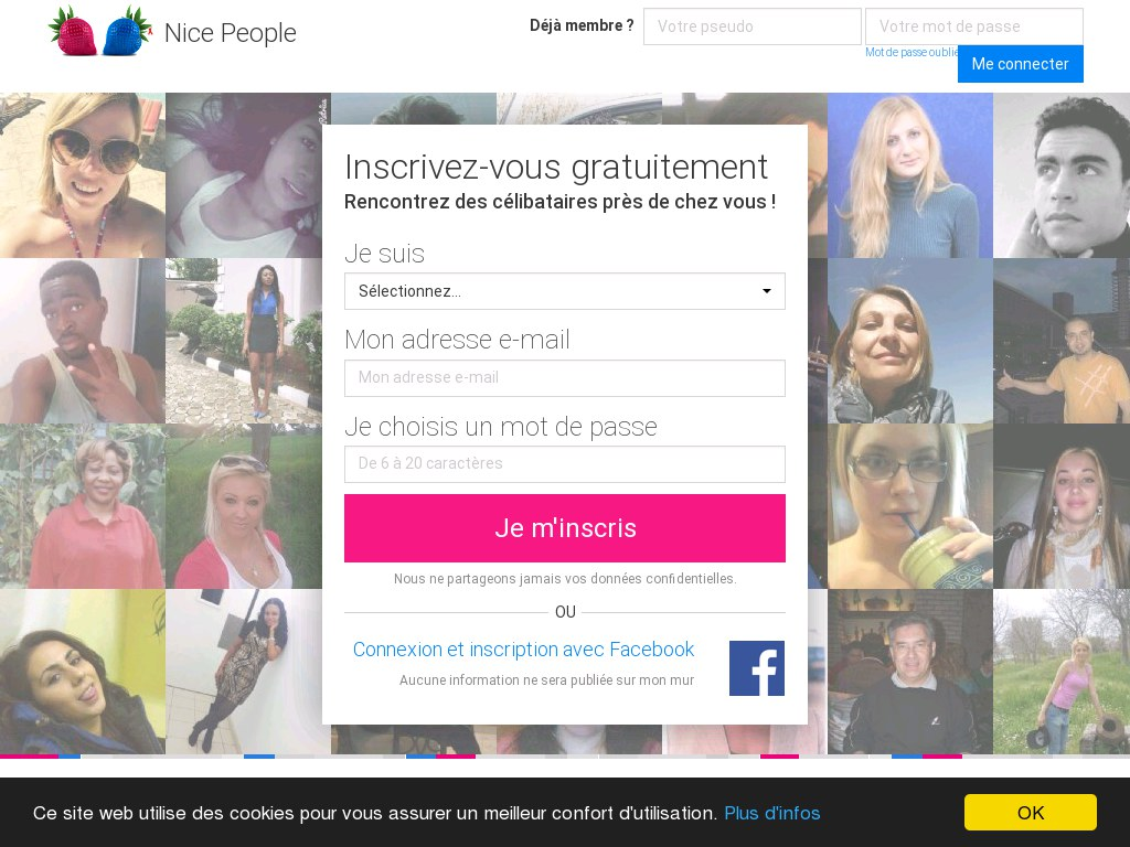 Site de tchat ado sans inscription