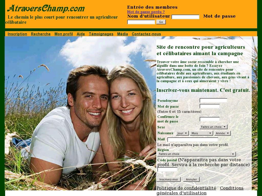 Site de rencontres gratuites