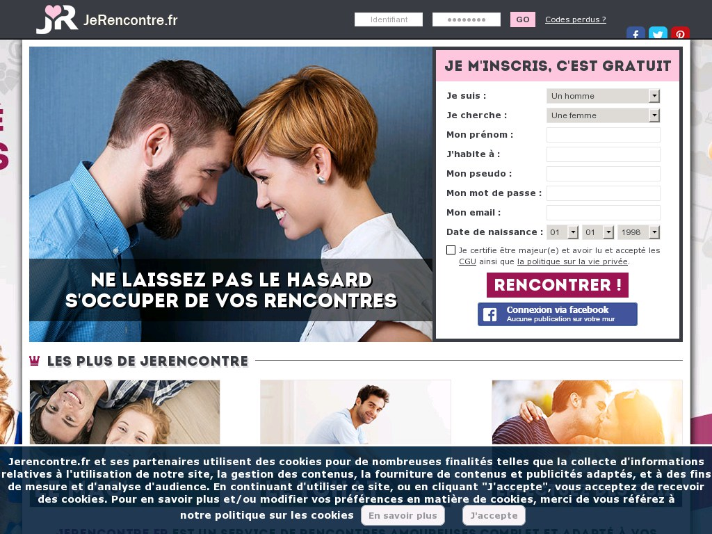 rencontre amoureuse gratuite france Tourcoing