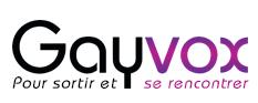 GayVox - LOGO