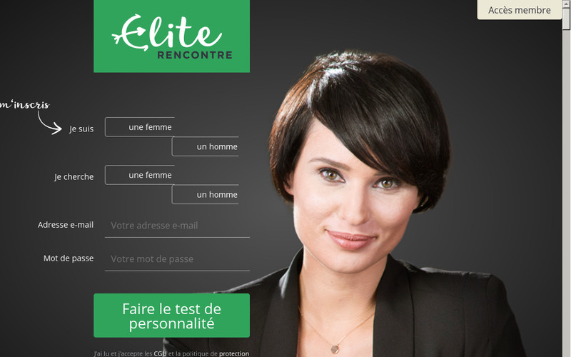 Site de rencontre iq elite