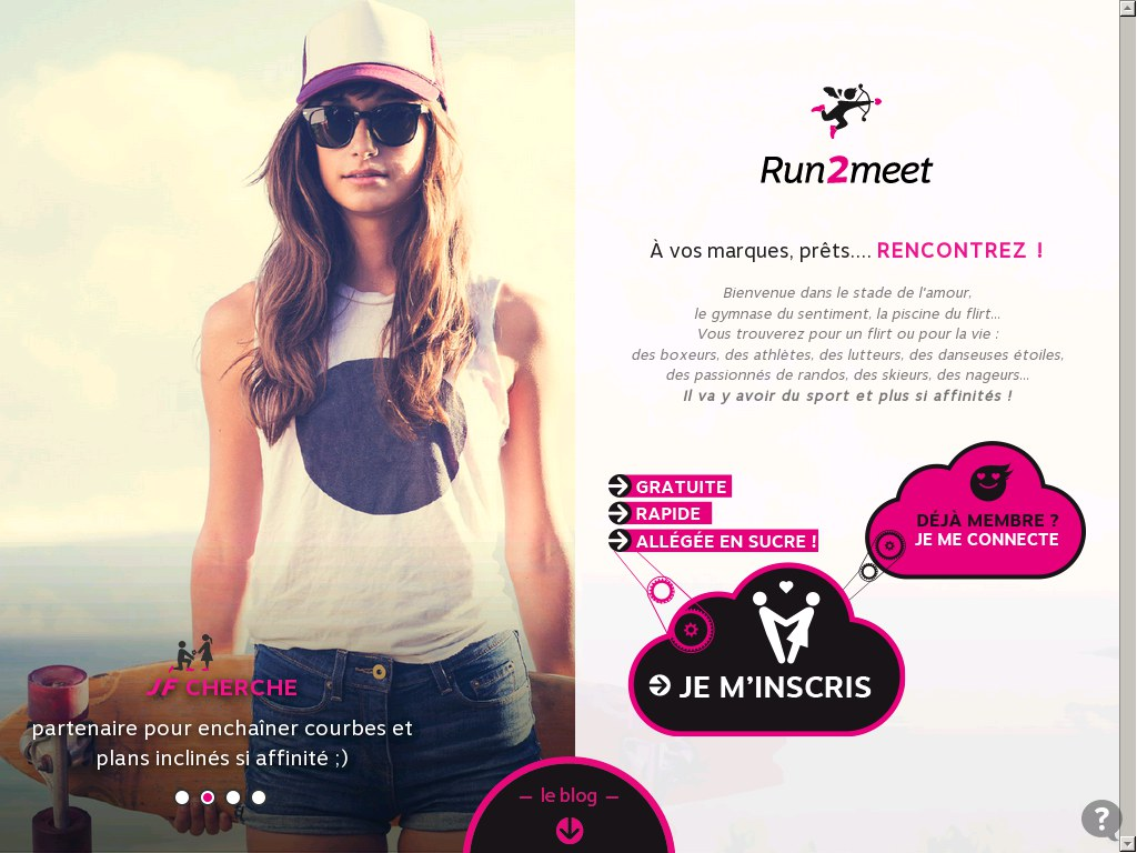 Run2Meet - Avis, test et critique