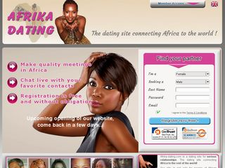 Afrika Dating - Rencontres Africaines