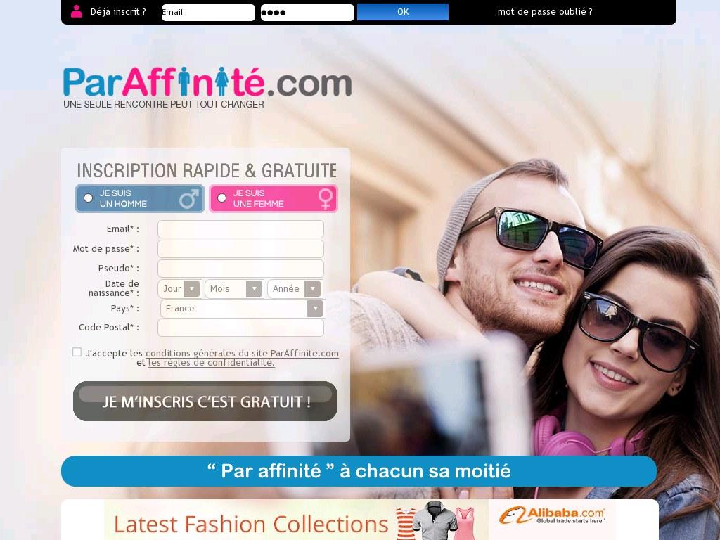 ParAffinite.com -Test & Avis