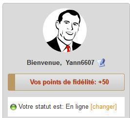 Fidélité - Oulfa.fr