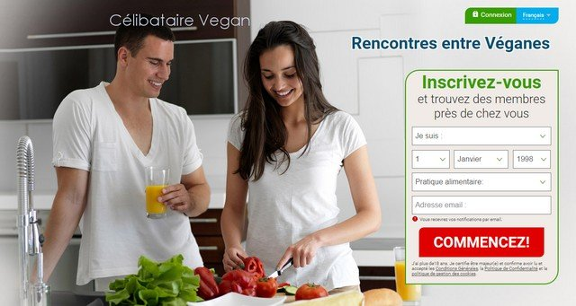 vegan rencontre avis Welcome to the paris vegan meetup no matter if you are vegan, vegetarian or interested in healthy meatless style of life, you are free to join us here you can meet like-minded conscious people and d.