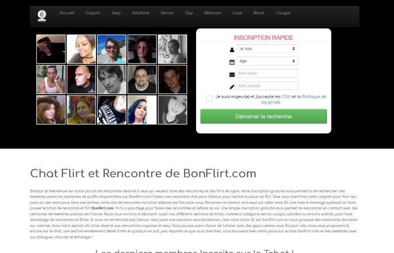 Bonflirt - Test, Avis et Critique