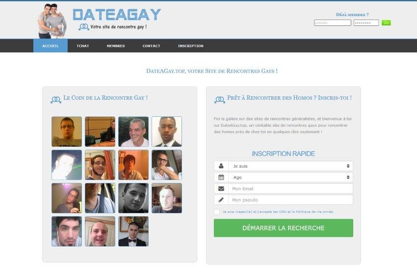Dateagay - Test, Avis et Critique