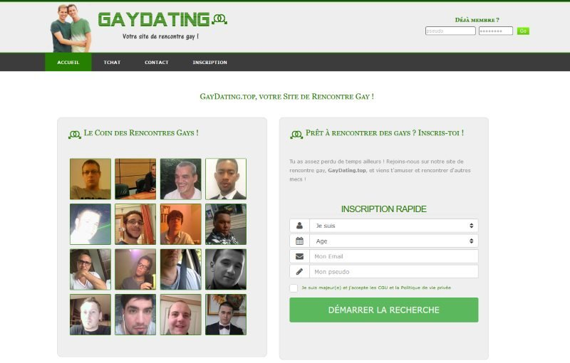 Gaydating - Test, Avis et Critique