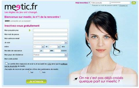 Explications La suppression des 3 jours gratuits meetic