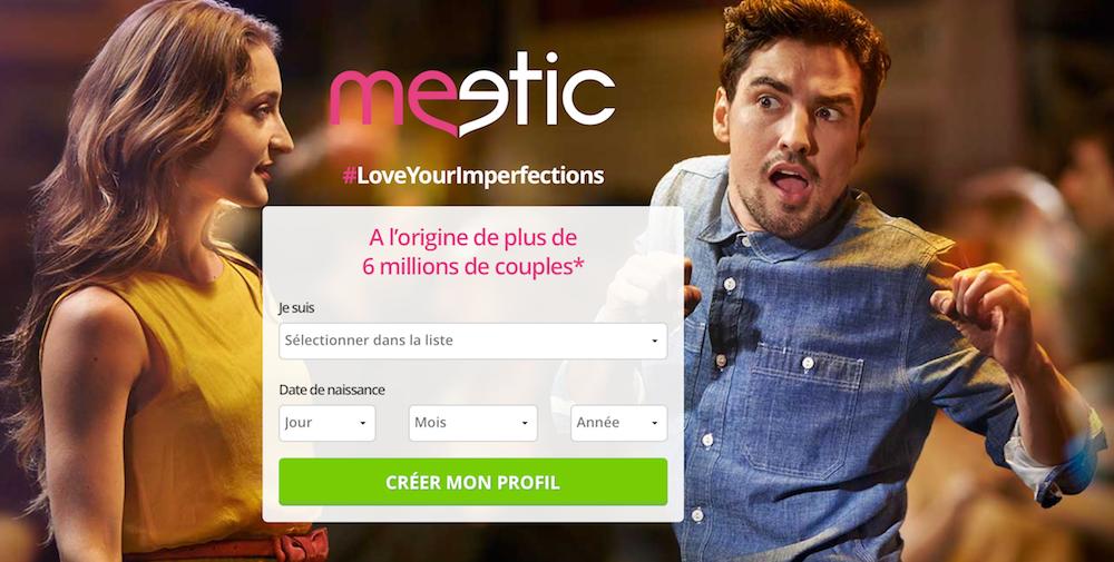 Comment bénéficier d'un code promo sur Meetic